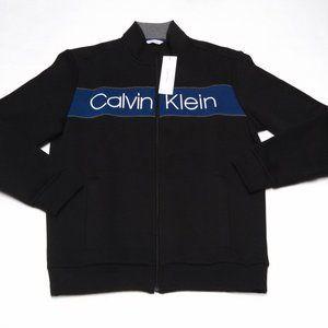 Calvin Klein Track Jacket Full Zip Sweatshirt